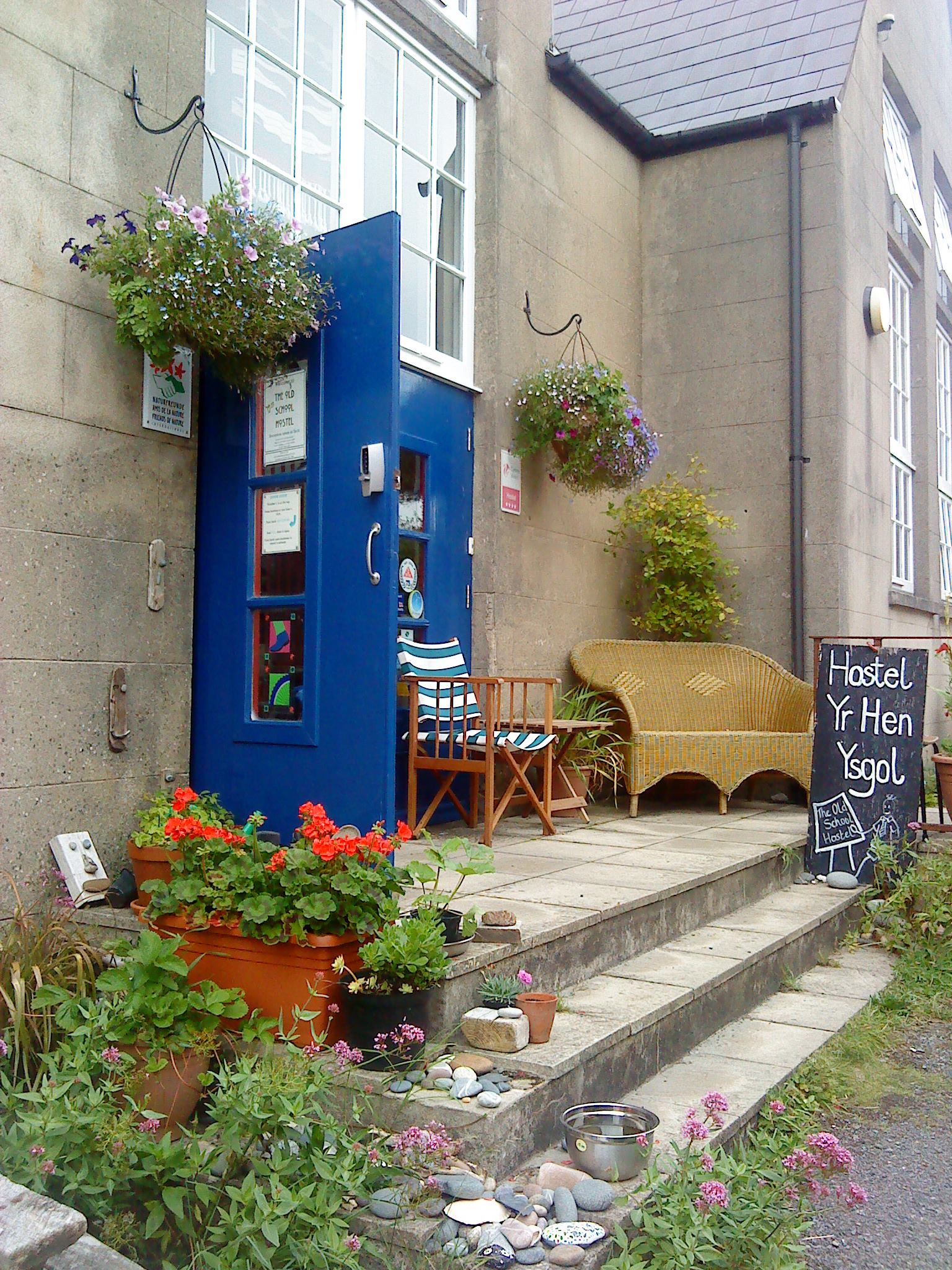 Double rooms available at The Old School Hostel Pembrokeshire, near St Davids